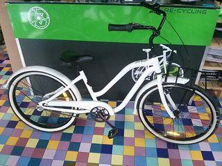 Bicicleta BTWIN 59ERS VINTAGE PASEO