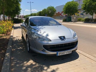 Peugeot 407 Coupe HDI 2006
