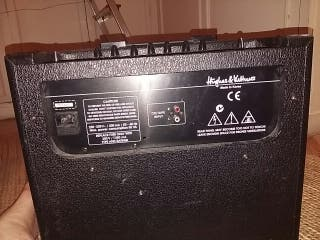 Amplificador Hughes & Kettner