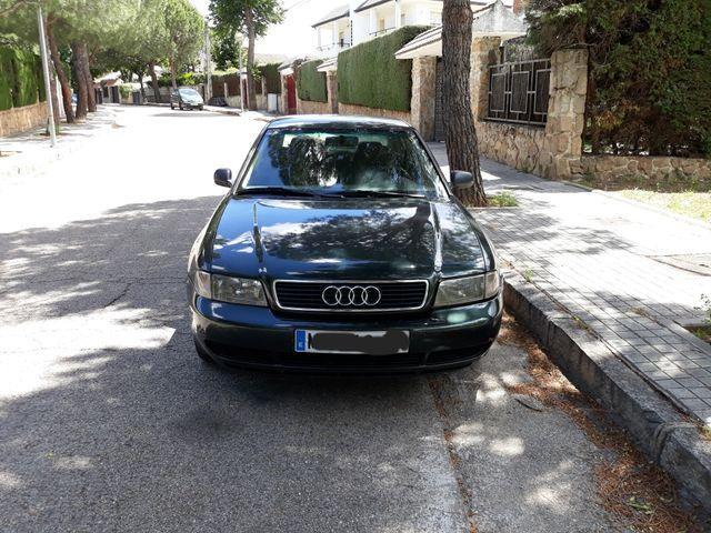 Audi A4 1996 en perfecto estado