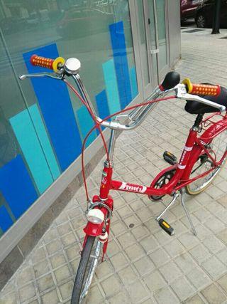 bicicleta paseo geace G.A.C