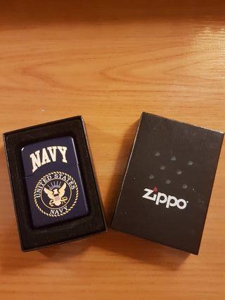 Zippo United States Navy