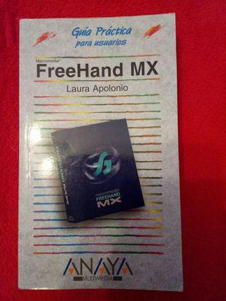 libro freehand MX