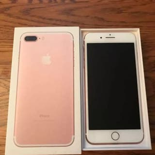 iPhone 7 with box