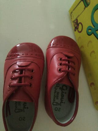 Zapatos bebe Giovi