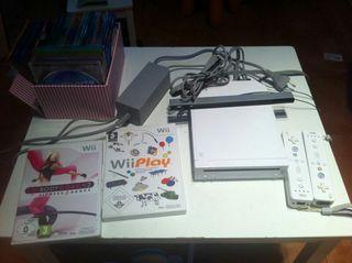 Wii blanca , sin piratear