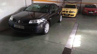 Renault megane coupe cabrio 2006