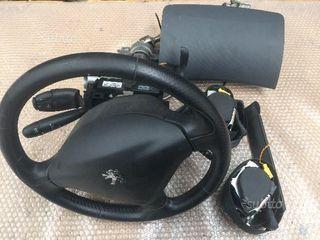 Kit de airbag peugeot 206 plus