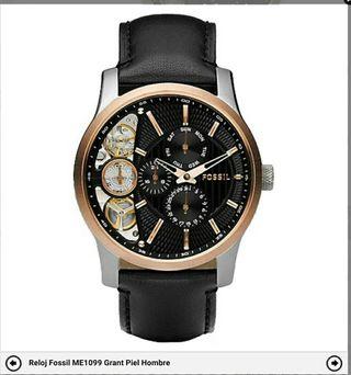 Reloj fossil me 1099 Twist serie Grant hombre