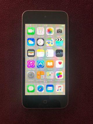iPod Touch 16 gb 5 gen plata