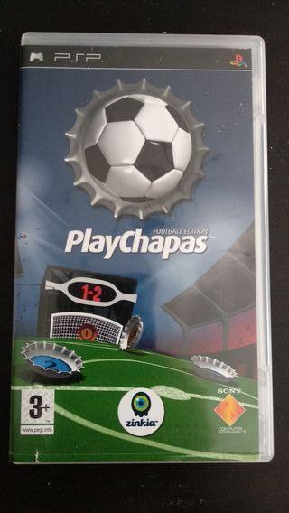 PSP Play chapas
