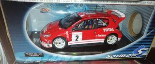 1/18 Peugeot wrc año 2003