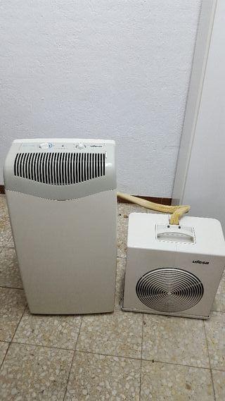 Aire acondicionado portatil ufesa