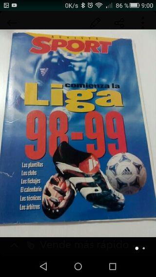 revista sport 98/99