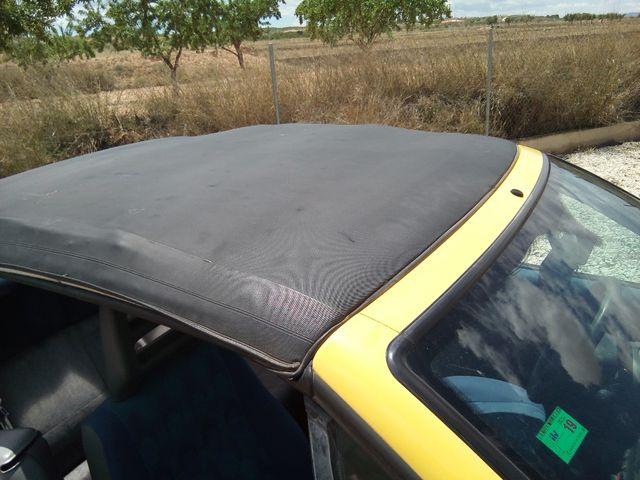 Fiat Punto Cabrio 1999
