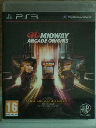 midway ps3