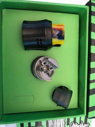 Vape Atomizador RECURVE RDA (CLON)