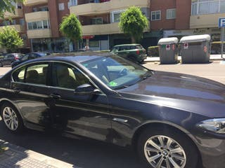 BMW Serie 5 seis cilindros