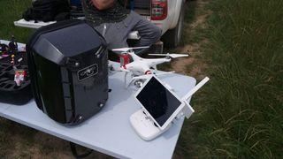 dron dijo phantom 3 standar