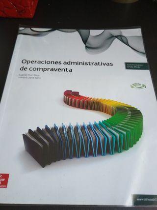 operaciones administrativas ISBN: 978-84-481-917