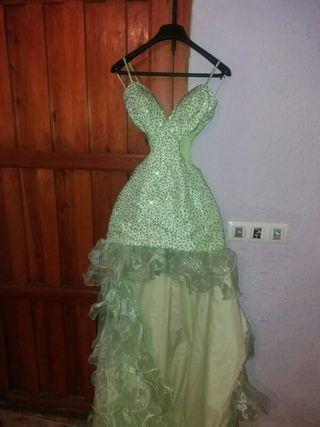 vendo vestido fiesta novia