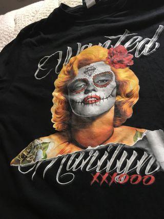 Camiseta marilyn catrina