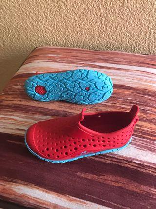 Zapatillas de piscina