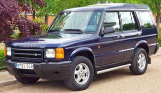 Land Rover Discovery ES 2.5 TD5 140cv - 2001
