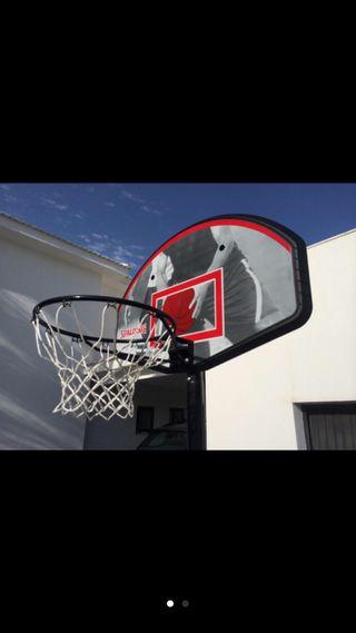 Baloncesto tablero profesional exterior
