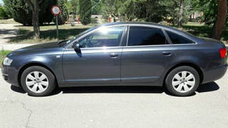 Audi A6 12/2007 2.7 tdi automatico