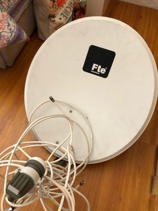 Parabólica FTE 60 cm