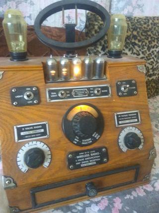 spirit of st. louis wireless radio original