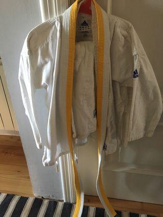 Traje karate niño