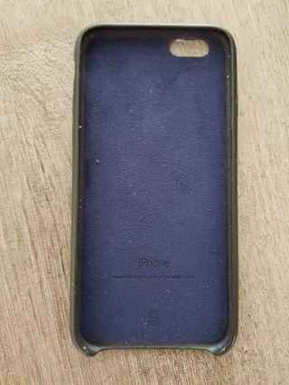 funda iphone 6 piel original