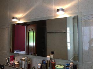 Espejo de baño con luces