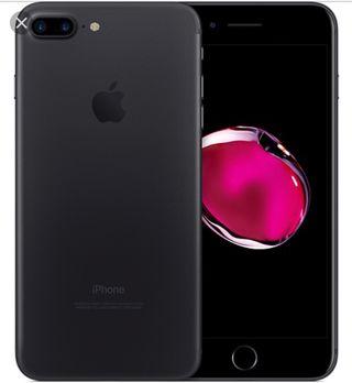 Se vende iphone 7 plus 128 gb