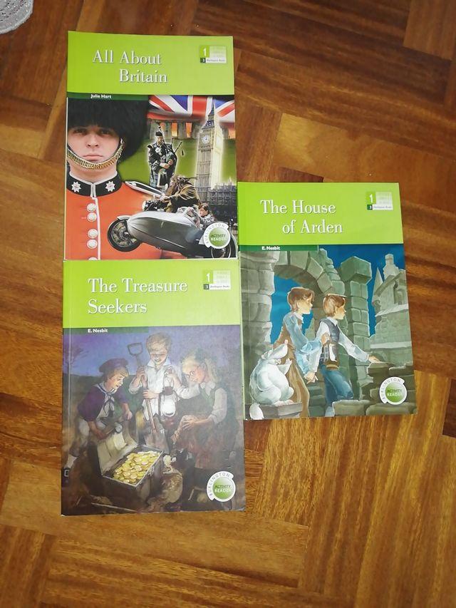 Libros de Inglés Burlington