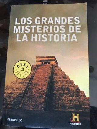Los grandes misterios de la historia (volumen 1)