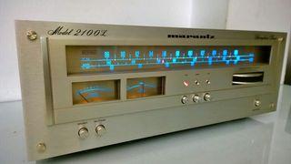 Marantz 2100L Sintonizador AM/FM/LW Vintage