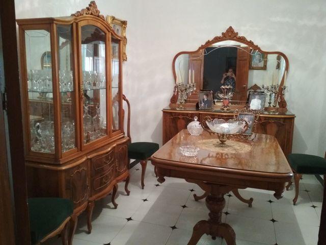 Muebles Salón Comedor Vintage de segunda mano por 450 € en Alhendín ...