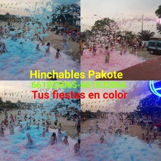 Hinchables Pakote 661835065