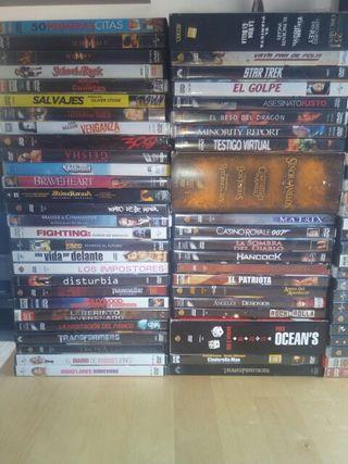 coleccion Dvd's