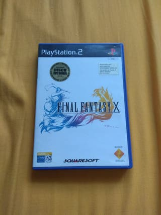 Final Fantasy X PlayStation 2