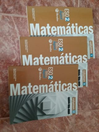 Matemáticas 2° ESO. BRUÑO