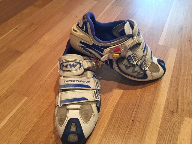 Zapatillas bici carretera