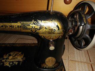 Sirger máquina de coser antigua
