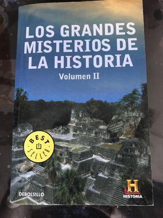Los grandes misterios de la Historia (volumen 2)