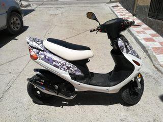 moto scooter 50cc kenrod motor yamaha
