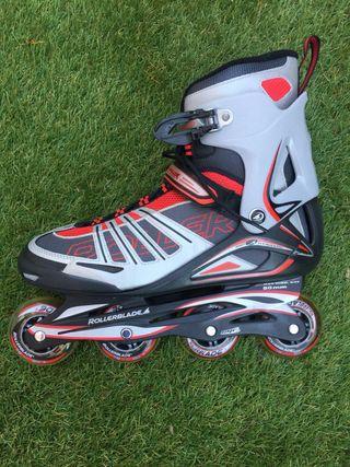 Rollerblade patines en linea 46 - 11,5 - NUEVOS