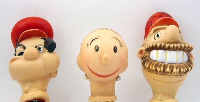 Lote 3 cabezas marioneta popeye olivia y brutus de segunda mano por lote 3 cabezas marioneta popeye olivia y brutus altavistaventures Choice Image